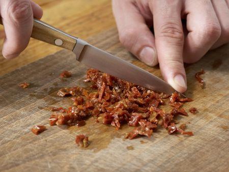 Tomaten-Eier mit Kartoffelsalat: Zubereitungsschritt 8