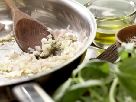 Tomaten-Filo-Tartelettes: Zubereitungsschritt 3