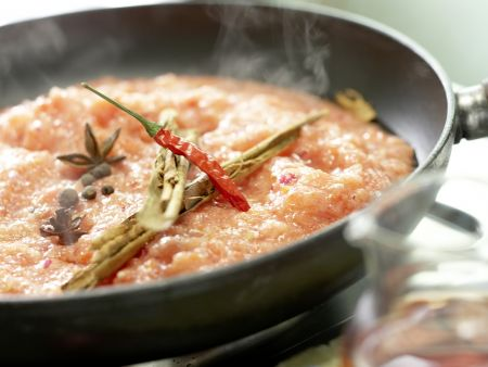 Tomaten-Ketchup: Zubereitungsschritt 3
