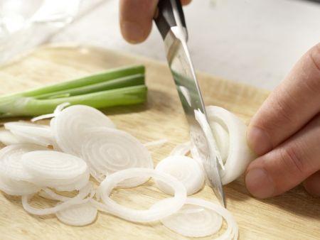 Tomaten-Kokos-Suppe: Zubereitungsschritt 3