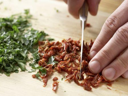 Tomaten-Kräuter-Brötchen: Zubereitungsschritt 7