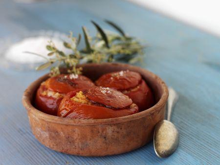 Tomaten mit Füllung