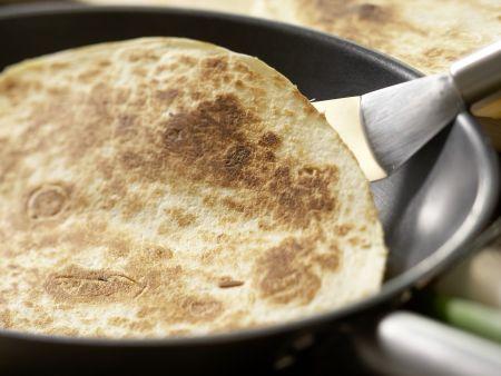 Tortilla-Sandwichs: Zubereitungsschritt 8