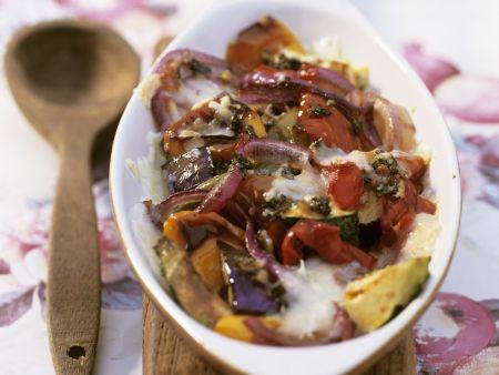 Toskanisches Ofengemüse