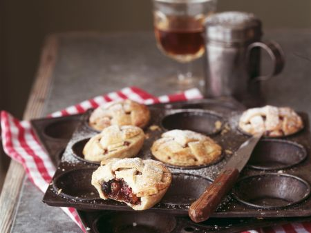 Trockenfrüchte-Pastetchen (Mince Pies)