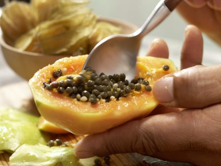 Tropisches scharfes Chutney: Zubereitungsschritt 4