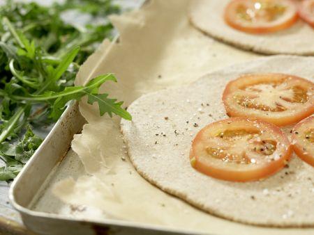 Türkische Pizza: Zubereitungsschritt 10
