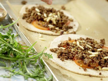 Türkische Pizza: Zubereitungsschritt 11