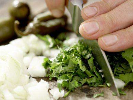 Überbackenes Chili-Hähnchen: Zubereitungsschritt 3
