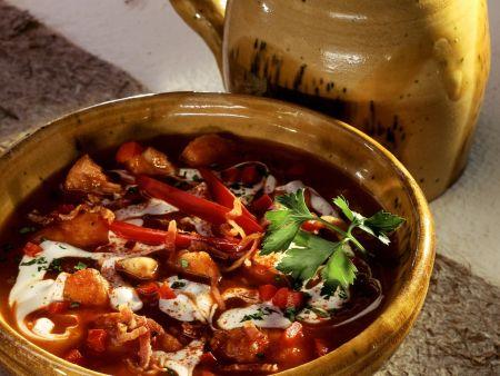 Rezept: Ungarischer Fischtopf