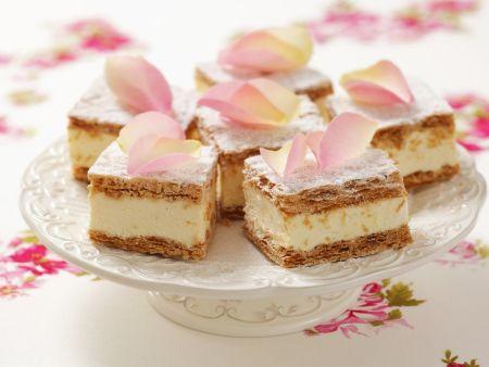 Rezept: Vanille-Schnitten nach polnischer Art
