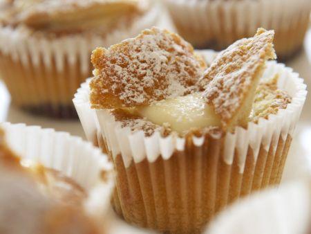 Vanillecreme-Muffins