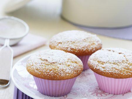 Vanillemuffins