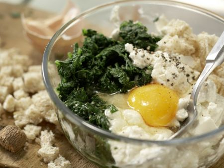 Vegetarische Cannelloni: Zubereitungsschritt 4