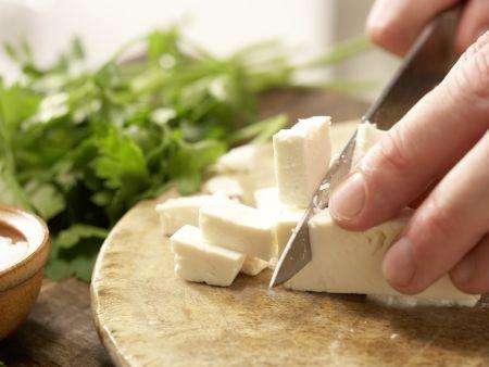 Vegetarische Kohlrouladen: Zubereitungsschritt 9