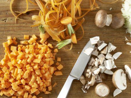 Vegetarisches Chili: Zubereitungsschritt 3