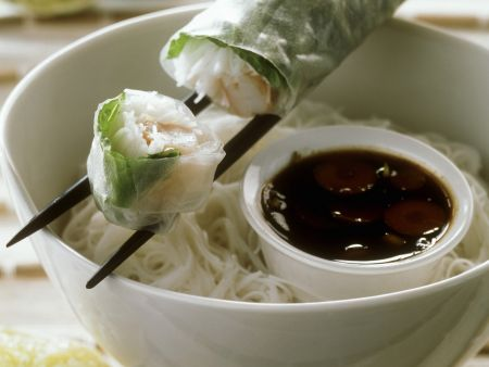 Vietnamesische Glücksrolle