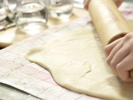 Vollkorn-Apfelstrudel: Zubereitungsschritt 6