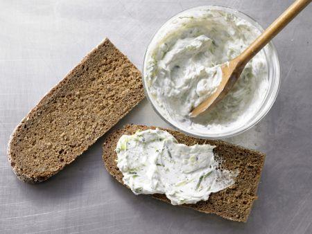 Vollkorn-Lachs-Sandwich: Zubereitungsschritt 5