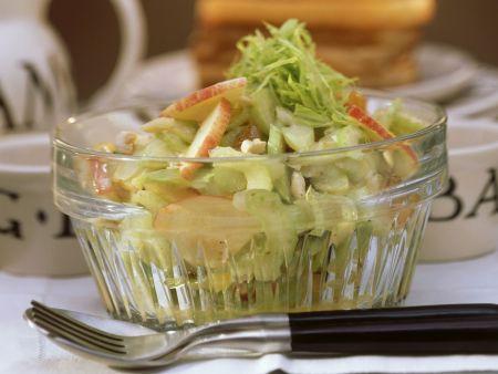 Rezept: Waldorfsalat mit Mango-Chutney