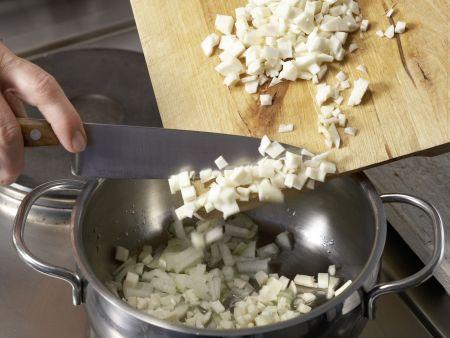 Weißer Risotto: Zubereitungsschritt 5