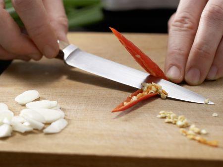 Weißkohl-Kokos-Curry: Zubereitungsschritt 2
