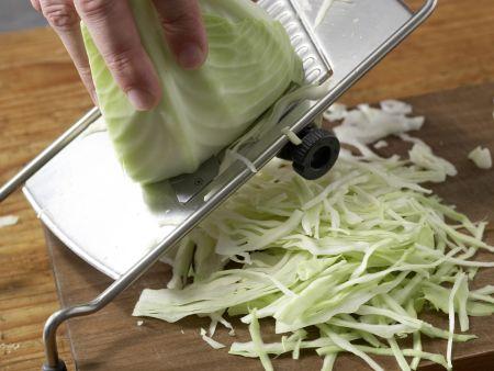 Weißkrautsalat – smarter: Zubereitungsschritt 2