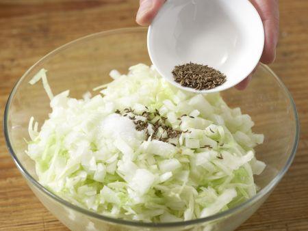 Weißkrautsalat – smarter: Zubereitungsschritt 6