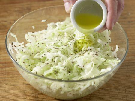 Weißkrautsalat – smarter: Zubereitungsschritt 7