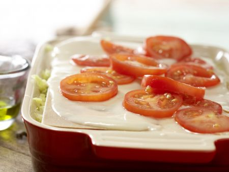 Wirsing-Lasagne: Zubereitungsschritt 13