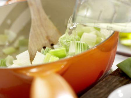 Würziger Gemüse-Eintopf: Zubereitungsschritt 7