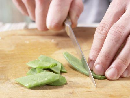 Zander-Gemüse-Pfanne: Zubereitungsschritt 3