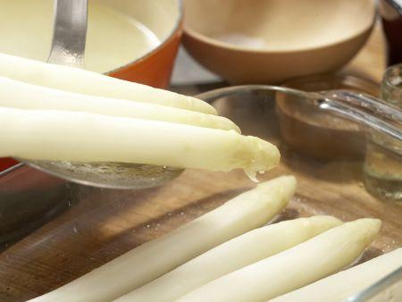 Zander in der Salzkruste: Zubereitungsschritt 9