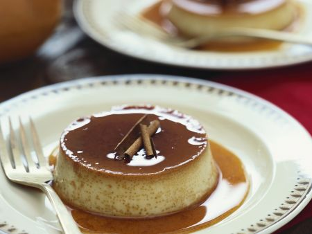 Zimt-Pudding