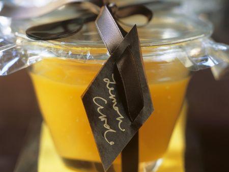 Zitronencreme (Lemon Curd)
