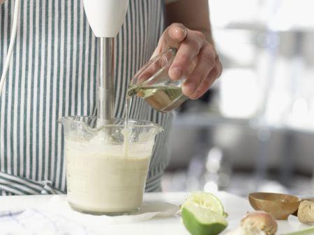 Zitronengras-Hähnchen-Spieße: Zubereitungsschritt 2