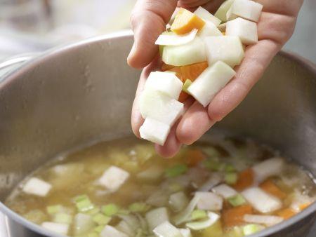 Zitronenhähnchen: Zubereitungsschritt 10