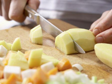 Zitronenhähnchen: Zubereitungsschritt 7