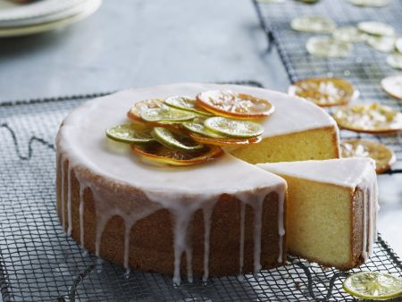 Rezept: Zitronenkuchen