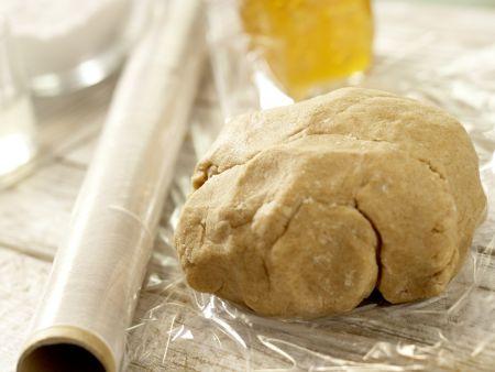 Zitronensterne: Zubereitungsschritt 2