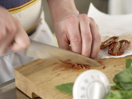 Zucchini-Carpaccio: Zubereitungsschritt 3