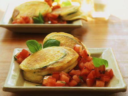 zucchini in backteig rezept eat smarter. Black Bedroom Furniture Sets. Home Design Ideas
