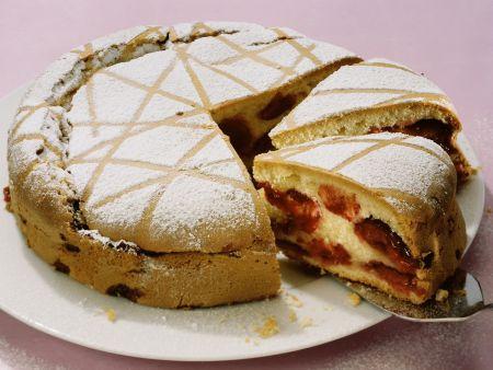Rezept: Zwetschgenkuchen