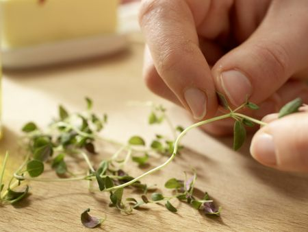 Zwiebel-Tartelettes: Zubereitungsschritt 1