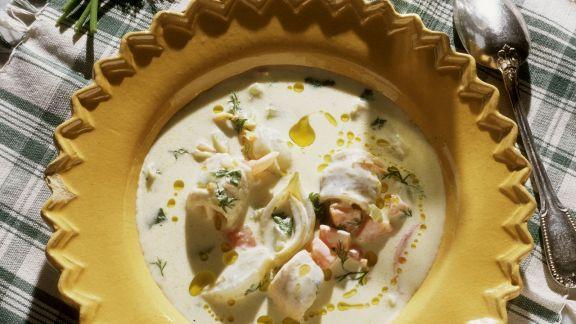 Rezept: Aalsuppe auf irische Art