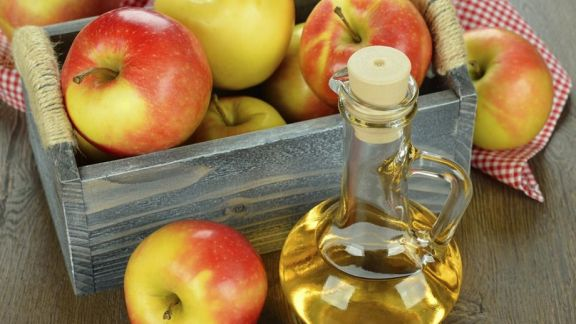 Abnehmen mit Apfelessig-Rezepte