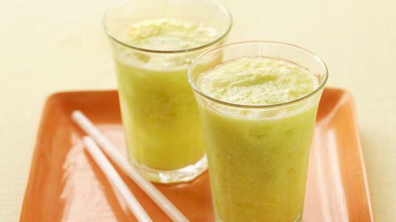 Rezept: Ananas-Melonen-Shake