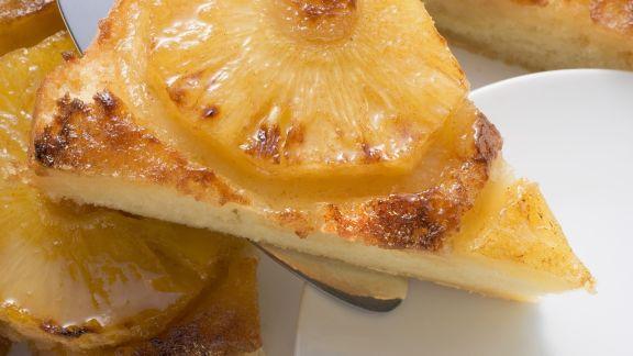 Rezept: Ananaskuchen