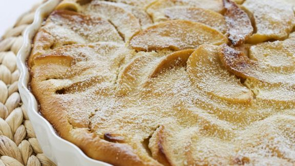Rezept: Apfel-Clafouti