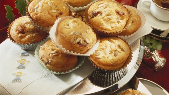 Rezept: Apfel-Dattel-Muffins